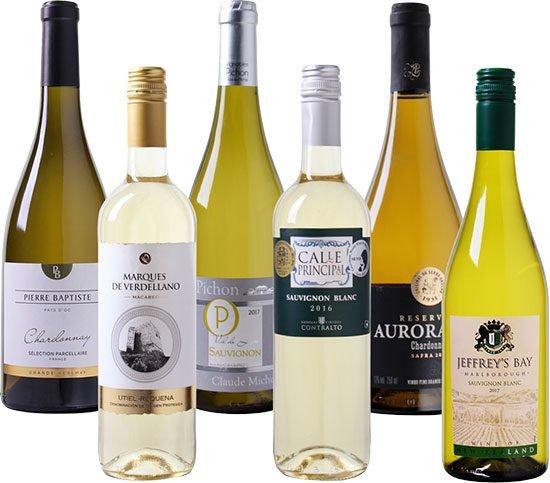 Weißwein Deal Angebot Schnäppchen Sommer
