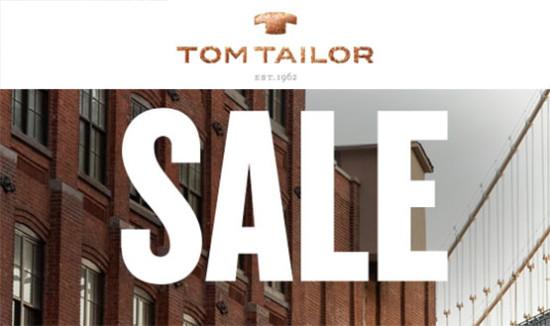Tom Tailor Sale Mit 50 Rabatt 22 Extra Rabatt Sparen Im Februar 2021