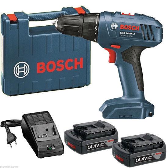 Bosch Akkuschrauber professional angebot deal heimwerken
