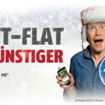 Klarmobil: Allnet-Flat + SMS-Flat + 2GB Surf-Flat im Vodafone-Netz für 14,85€/Monat