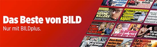 BILD Plus Deal Abo Digital