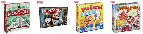 Rabatt Pie Face Hasbro Mattel Monopoly günstig online kaufen