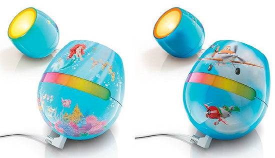 Lampe Kinder Disney Philips LivingColors