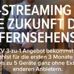 Magine TV: 3 Monate TV für 6,99€ statt 20,97€ – TV-Sender streamen
