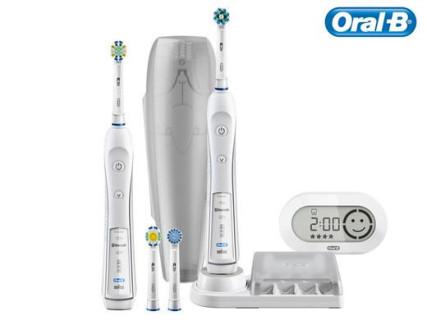 oral-b smart series zahnbürste elektrisch duo zweites handteil angebot