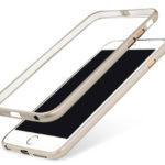 Gratis Metallrahmen für iPhone 5 / 5S / iPhone 6 / 6 Plus / 6S / 6S Plus