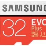 Samsung EVO microSD Karte (MB-MC32GA-EU) 32GB für 10,52€ inkl. Versand
