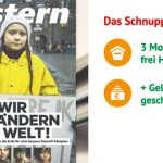 stern: 13 Ausgaben für 65,00€ + 65€ Verrechnungsscheck