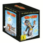 Tom & Jerry (12 DVDs) Ultimate Classic Collection für 12,75€ inkl. Versand