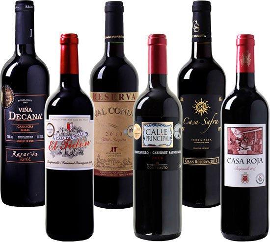 Rotweine Angebot Deal Schnäppchen