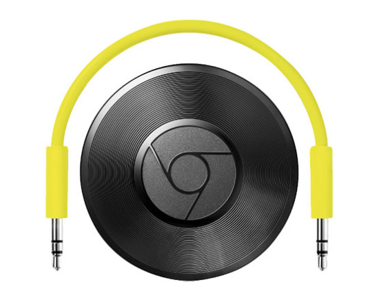 Google Chromecast Audio angebot deal günstig