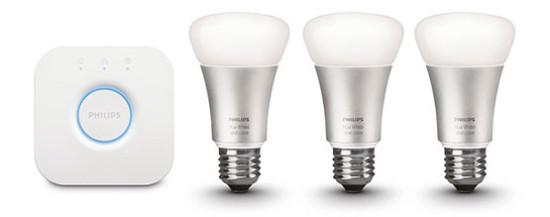 philips beleuchtung smart starter set bridge 2.0