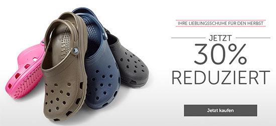 aktion günstig kaufen crocs