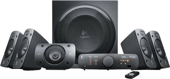 Logitech Surround Dolby Lautsprecherset THX Angebot deal
