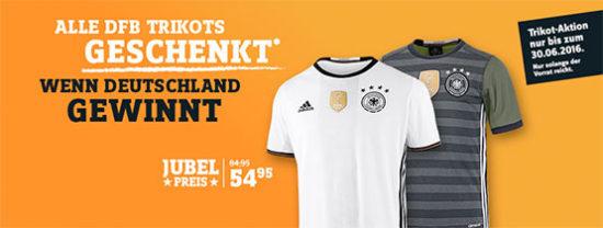 DFB EM Trikot geschenkt deutschland