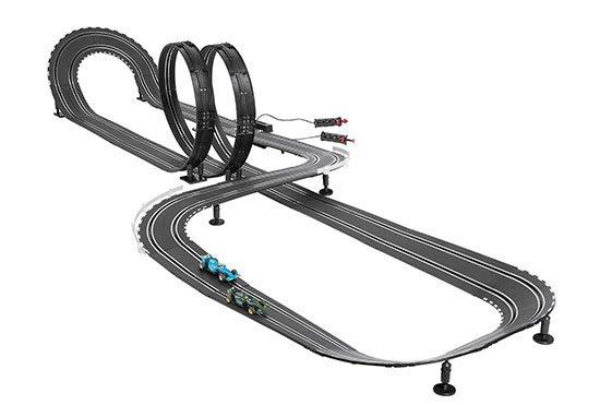 Rennbahn Carrera spielzeug rennen autorennbahn günstig deal