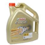 Castrol EDGE TITANIUM FST 5W-30LL Motoröl (Audi, VW, BMW, Mercedes) 5 Liter für 33,90€ inkl. Versand