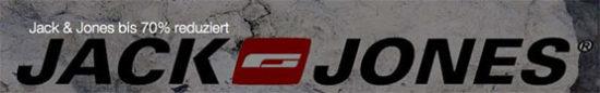 Jack & Jones Sale angebot gutschein günstig