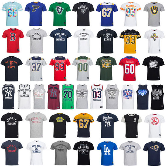 NFL Trikot Fans SHirts