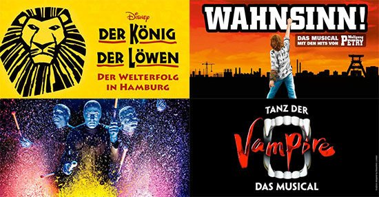 Musical Deal Angebot Kombiangebot