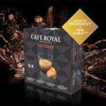 Kostenloses Café Royal Probierset für Nespresso-Maschinen