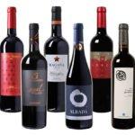 Robert Parker Wein Probierpaket – 6 Fl. spanischer Rotwein mit mindestens 90 Punkten für nur 45,00€ inkl. Versand
