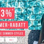 Tom Tailor: 23% Rabatt auf aktuelle Tom Tailor Summer Styles