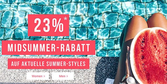 Sommer Styles Tom Tailor Angebot Deal