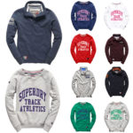 Superdry Sweatshirts in 32 verschiedenen Varianten für je 34,95€ inkl. Versand