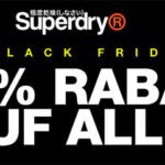 Superdry: 20% Rabatt auf alles