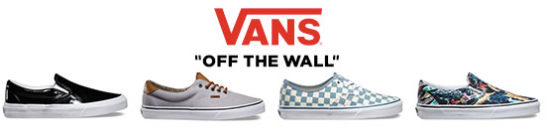 Sale Vans Sneaker angebot Aktion
