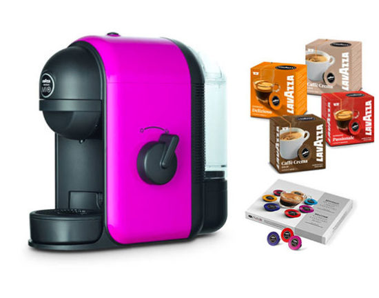 kaffeemaschine lavazza günstig angebot deal