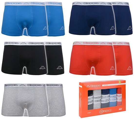 Kappa boxershorts angebot günstig unterwäsche