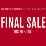 s.Oliver Final Sale mit bis zu 70% Rabatt