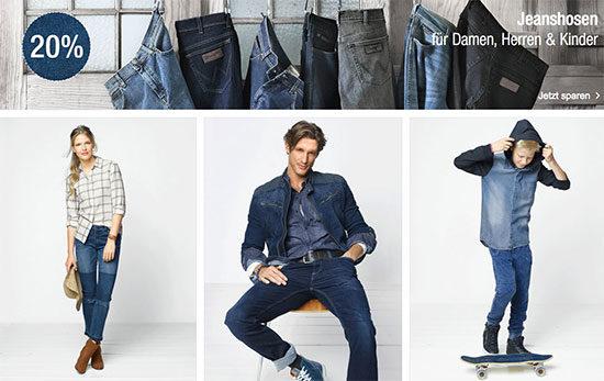 Denim Rabatt Galeria Kaufhof Sparen Jeans