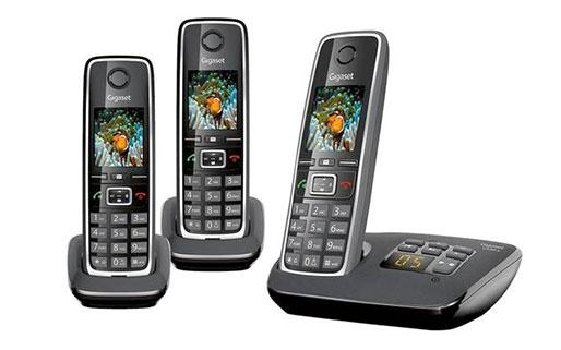 Gigaset C530A dect festnetz mobilteil angebot deal