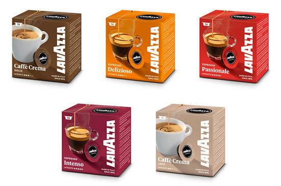kaffee kapseln lavazza angebot günstig kaufen