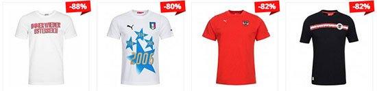 Puma T-Shirt Angebot Deal Kleidung