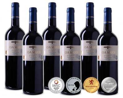 Reserva Rotwein Rioja Günstig Spanien Wein deal