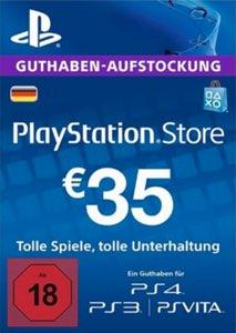 Guthaben PlayStation Sony günstig