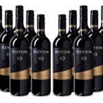 12 Flaschen Pluvium 'Premium Selection' Bobal-Cabernet Rotwein für 34,99€ inkl. Versand