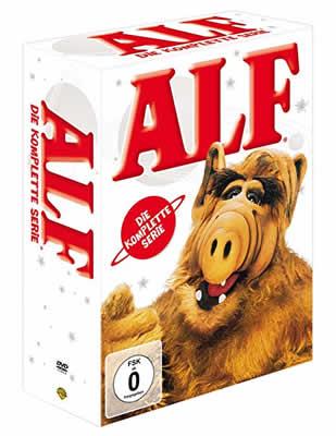 Alf DVD Serie Komplettset Angebot Deal günstig kaufen