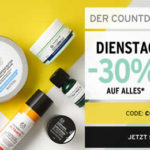 The Body Shop: Sale mit 50% Rabatt + 30% Extra-Rabatt
