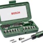 Bosch Accessories Bit-Set 46-tlg. für 14,00€ inkl. Versand