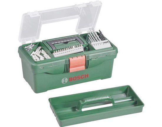 Bosch Werkzeugkasten Angebot Deal Bohrer Bit Set Deal
