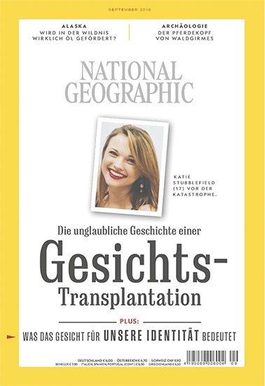 Abo Zeitschrift national geographic nat geo