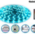 Quintezz RGB 150 5m LED-Stripe für 25,90€ inkl. Versand