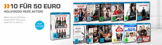 Saturn Bluray Aktion Angebot Deals
