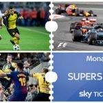 1 Monat Sky Supersport Ticket für nur 14,99€ statt 29,99€