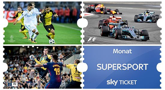 Sky Ticket Supersport